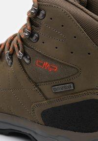 CMP - SHELIAK TREKKING SHOES WP - Chaussures de marche - torba - 5