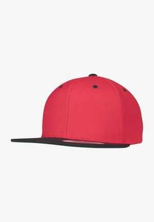 CLASSIC SNAPBACK 2-TONE - Cap - red/black