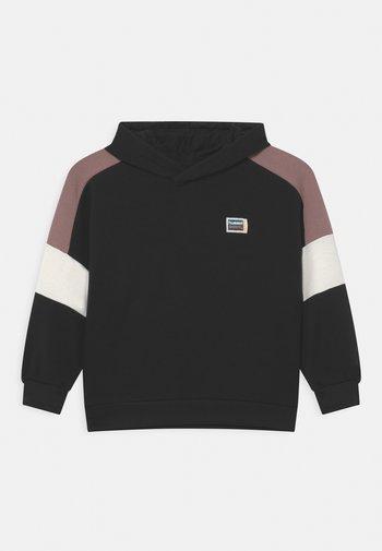 MYNTHE HOODIE UNISEX - Zip-up sweatshirt - black