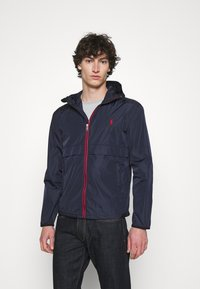 Polo Ralph Lauren - WATER-REPELLENT HOODED JACKET - Giacca leggera - collection navy - 0