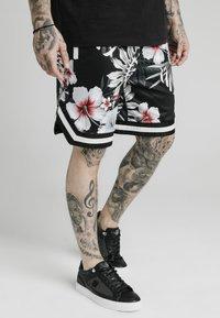 SIKSILK - Shorts - black - 3