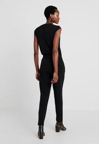 comma - OVERALL - Jumpsuit - black - 3