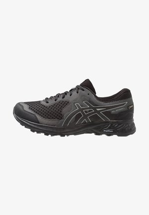 GEL-SONOMA 4 G-TX - Løbesko trail - black/stone grey