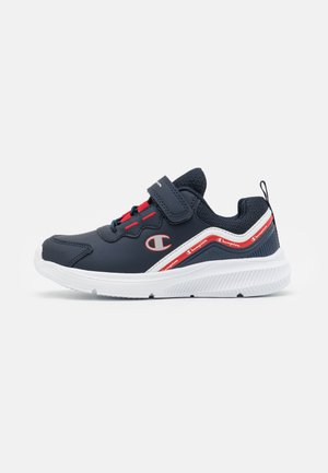 LOW CUT SHOE SHOUT OUT UNISEX - Sports shoes - navy/red/white