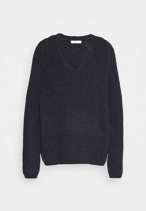 WOMENS - Sweter - dark night