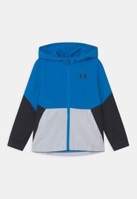 Under Armour - LEGACY - Training jacket - blue circuit - 0
