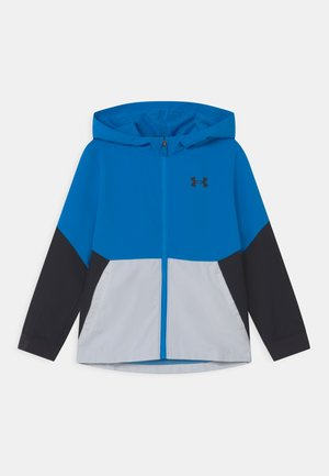 LEGACY - Training jacket - blue circuit