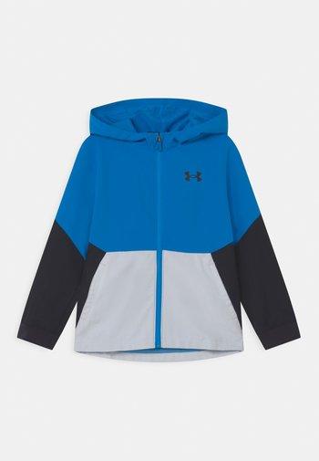 LEGACY - Training jacket - blue circuit