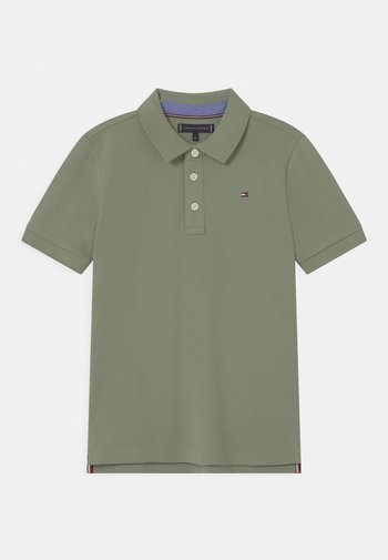ESSENTIAL REGULAR FIT - Polo shirt - spring olive