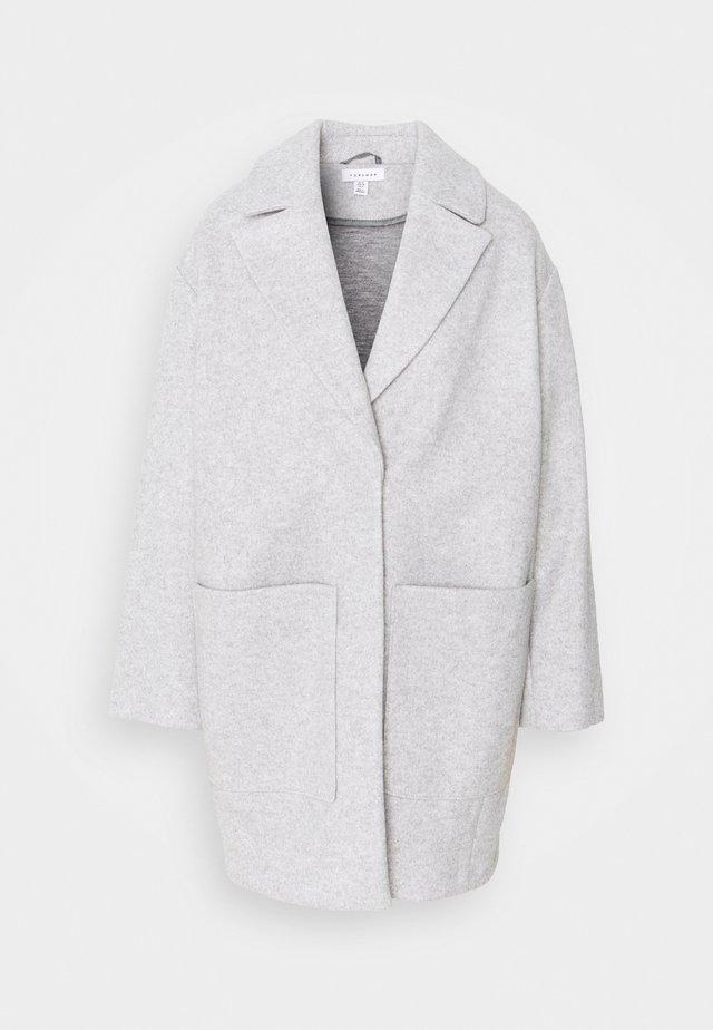 MARGO - Classic coat - grey marl