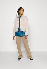 Carhartt WIP - SONORA JACKET - Denim jacket - dusty brown - 1
