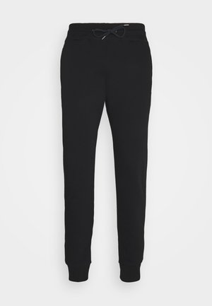 MENS SLIM FIT  - Pantalon de survêtement - black