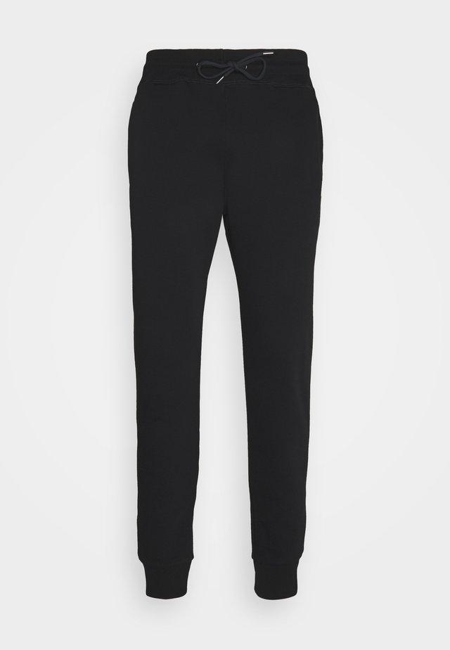 MENS SLIM FIT  - Pantalon de survêtement - black