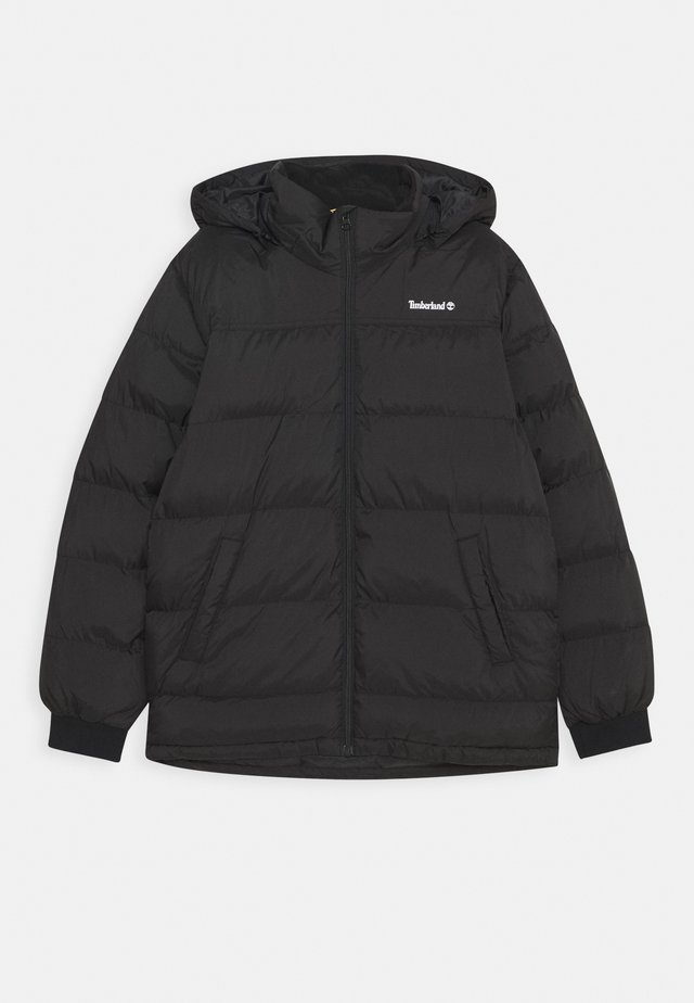 PUFFER JACKET - Winterjas - black