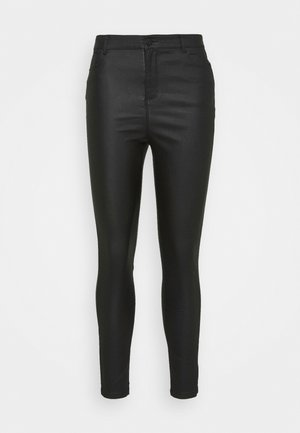HIGH WAIST SKINNY - Jeans Skinny Fit - black