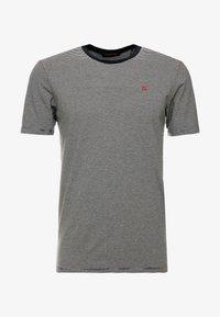 CLASSIC CREWNECK TEE - Print T-shirt - grey