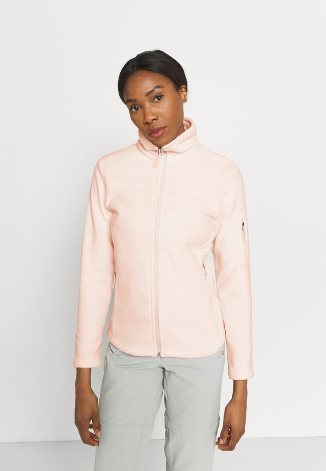 FAST TREK™ JACKET  - Fleecetakki - peach quartz