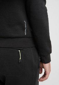 EA7 Emporio Armani - Sweatshirt - black / neon / yellow - 5