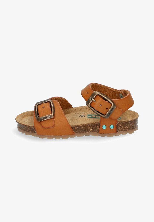 BONNY BEACH - Sandalen - brown