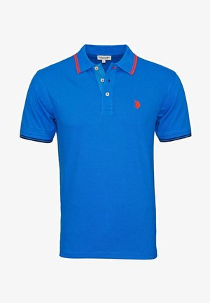 BARNEY - Polo shirt - blau