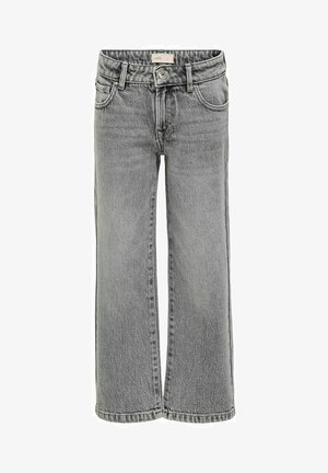 KONMEGAN - Straight leg jeans - grey denim