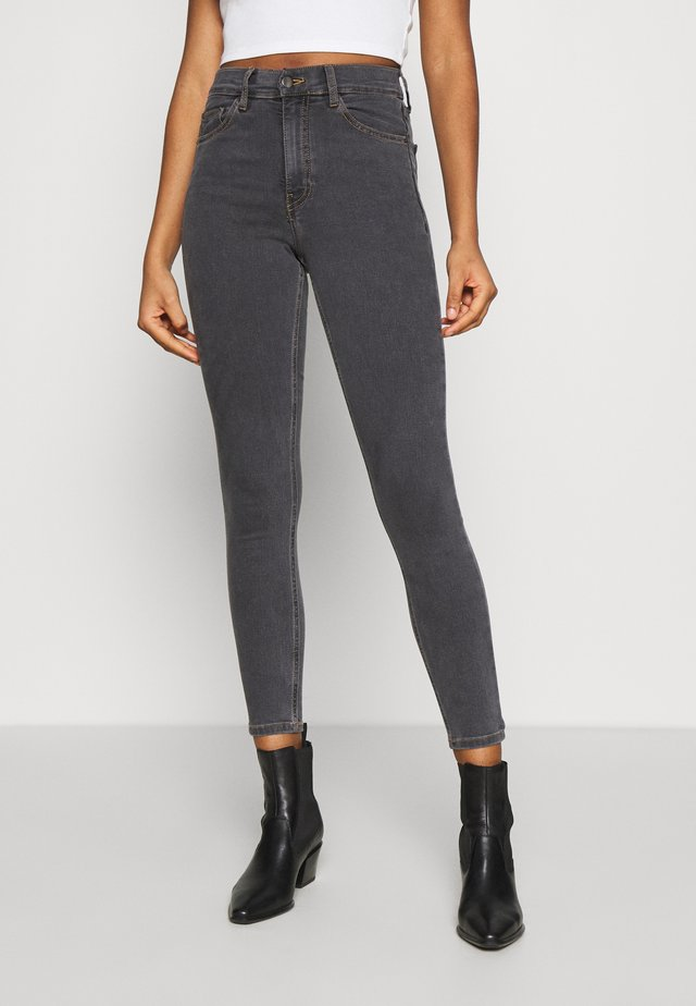 Skinny džíny - grey