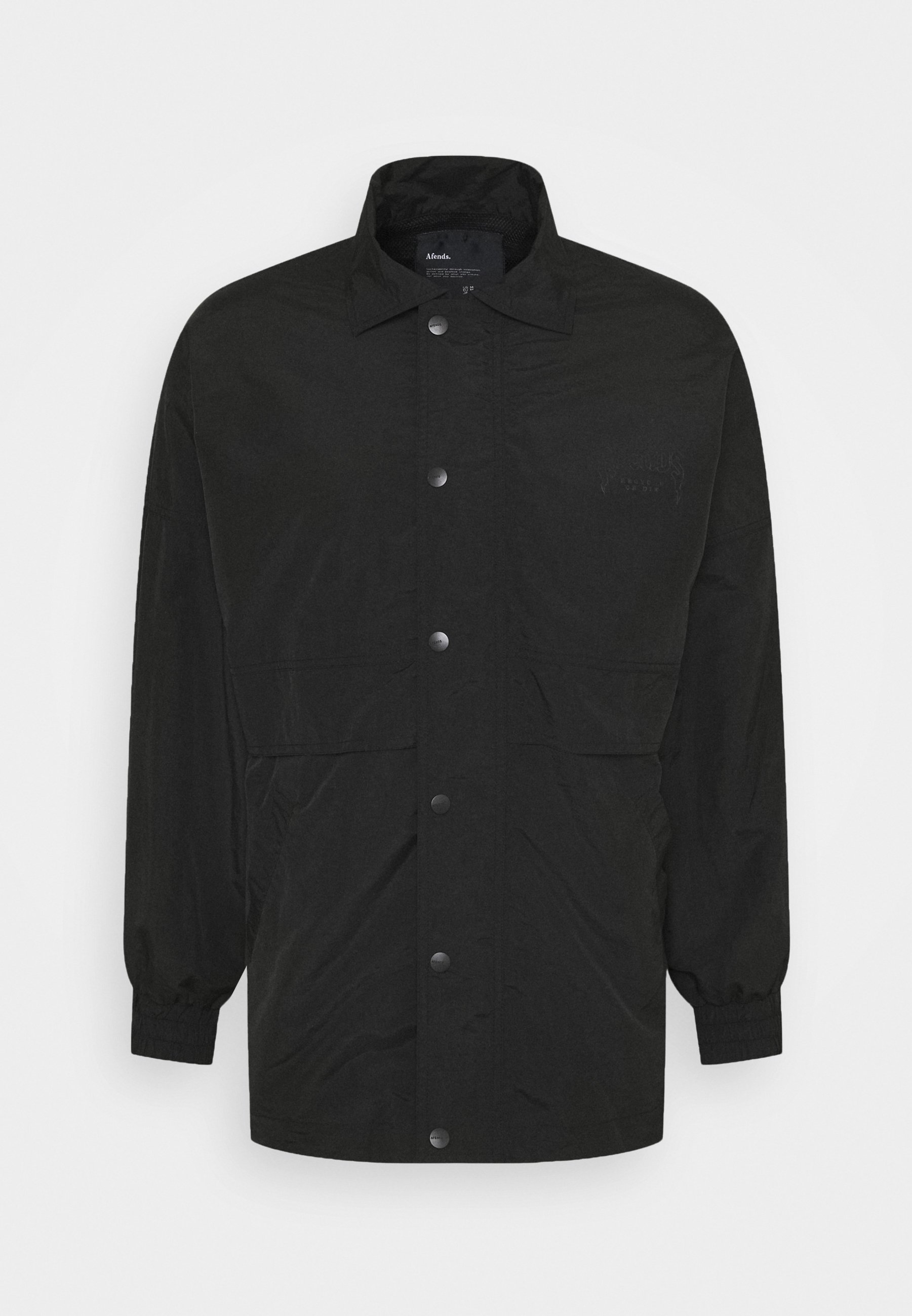 Men RECYCLE JACKET UNISEX  - Summer jacket
