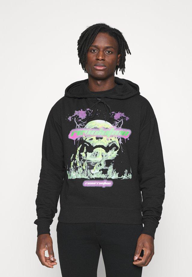 REVOLUTION - Sweatshirt - black
