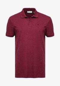 CLASSIC CLEAN - Poloshirt - bordeaux