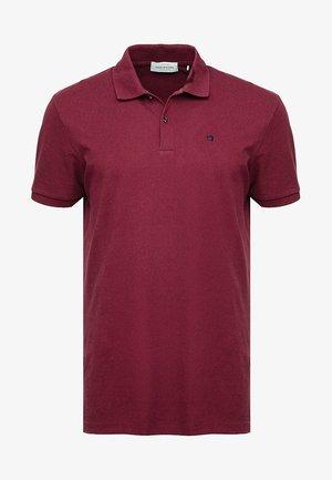 CLASSIC CLEAN - Polo shirt - bordeaux