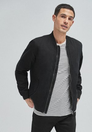 MA - Bomber Jacket - black