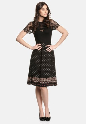 Cocktail dress / Party dress - schwarz
