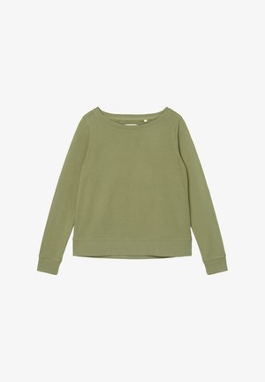Sweatshirt - dried sage
