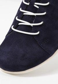 Jana - Chaussures à lacets - blue - 2