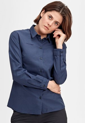 AADA - Button-down blouse - peacoat
