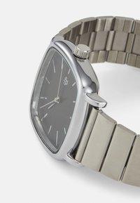 CHPO - LARA  - Klocka - black/silver-coloured - 3