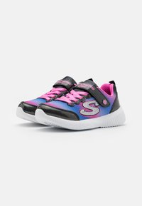 Skechers - BOBS SQUAD - Trainers - black/multicolor - 1
