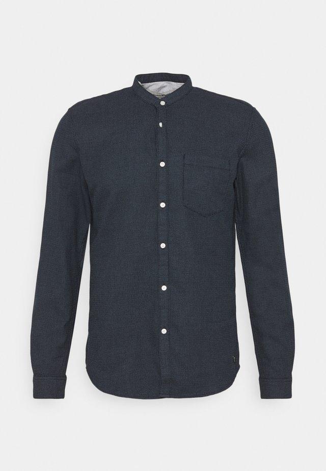 GRINDLE WAFFLE - Camisa - blue