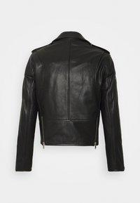 Iro - Leather jacket - black - 1