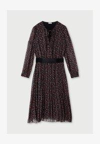 Liu Jo Jeans - WITH BELT - Day dress - black - 4