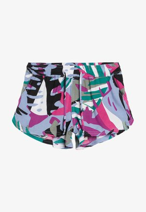 Shorts - purple with