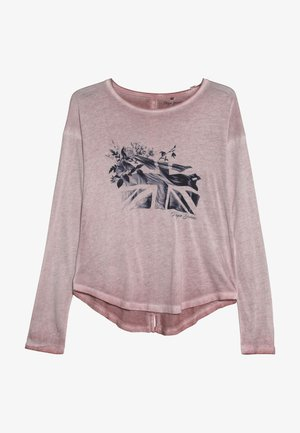 MARILYN - Long sleeved top - cloudy pink
