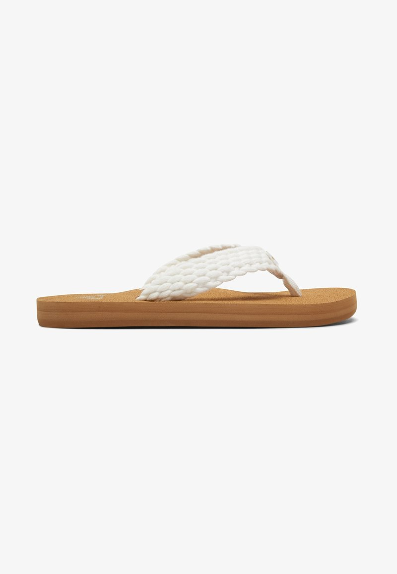 Roxy - PORTO - Pool shoes - cream
