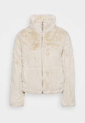 JDYTOUCH PADDED JACKET  - Winter jacket - oatmeal