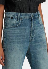 G-Star - BOYFRIEND CROPPED - Straight leg jeans - faded tide - 2