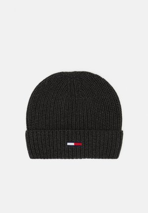 BASIC FLAG BEANIE UNISEX - Bonnet - grey