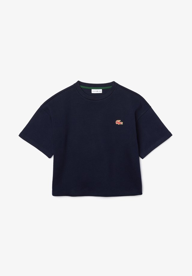 TF2622 - T-shirt basique - bleu marine