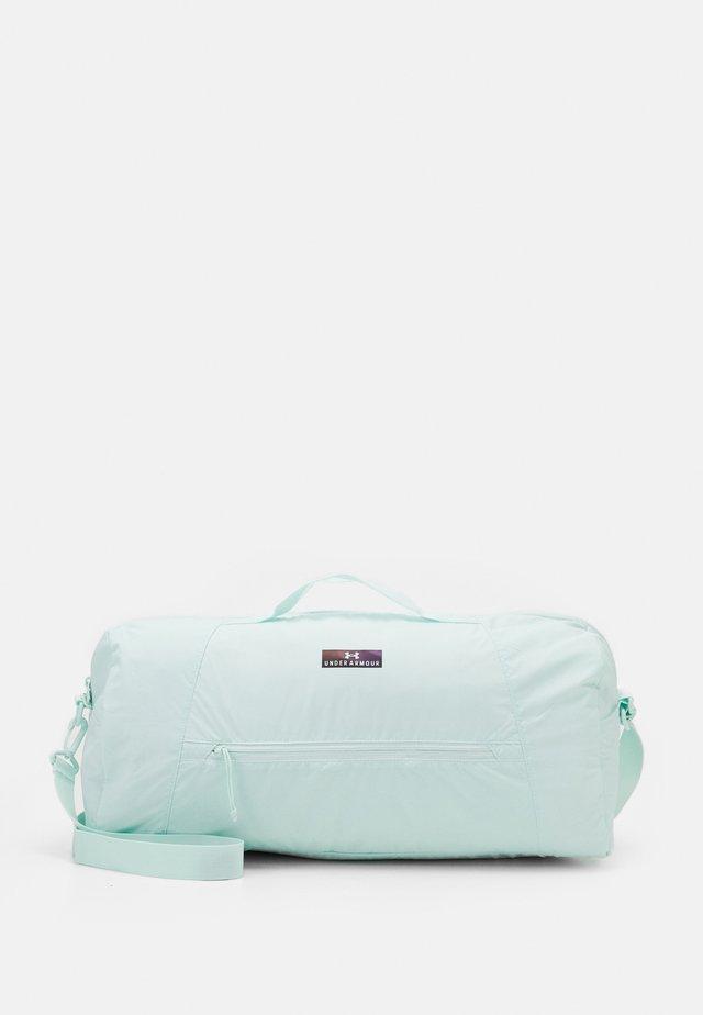 MIDI DUFFEL - Sports bag - seaglass blue