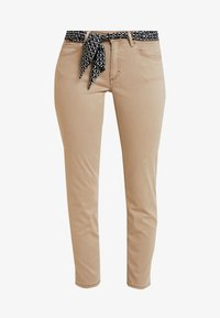 Marc O'Polo - LULEA - Trousers - norse sand - 3