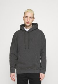Obey Clothing - BOLD IDEALS SUSTAINABLE HOOD - Collegepaita - black - 0